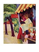 Especial Arte Lienzo Saldi - Macke August Multicolor