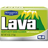 Lava 100836 Professional Line Heavy Duty Hand Cleaner with Moisturizers, 4 oz.