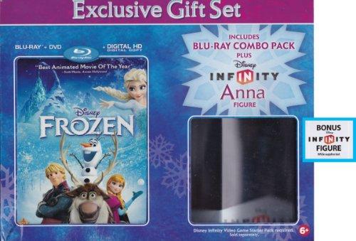 Frozen [Blu-ray +