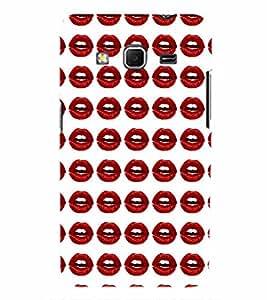 PrintVisa SAMCOREPRIME-Corporate Print & Pattern Hot & Sexy Lips Back Cover (Multicolor)