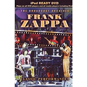 Frank Zappa - The Broadcast Archives