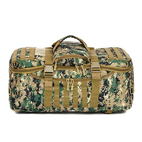 Grande capacité sac de camouflage militaire / sac tactique / sac de toile sac / extérieur-2 60L