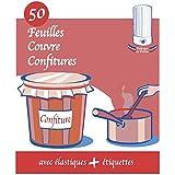 Cellophane couvre confiture - Vendu par 50