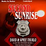 Second Sunrise: Lee Nez, Book 1 (       UNABRIDGED) by David Thurlo, Aimée Thurlo Narrated by Brian Holsopple