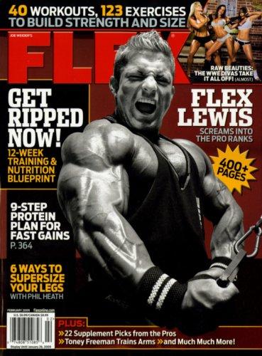 Flex [US] February 2009 (単号)