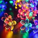Bontech Solar Fairy String Lights 21f...