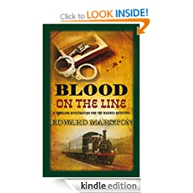 Blood on the Line: Inspector Robert Colbeck Series, Book 8 (The Railway Detective series)