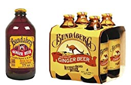 Bundaberg Ginger Beer Non-alcoholic Beverage (Australia) 12-pack 375ml by N/A [Foods]
