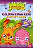 Sunbird Moshi Monsters Fangtastic Activity Book with Stickers