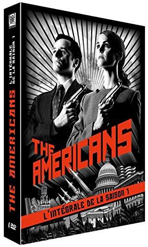 Americans (The) : saison 1 | Weisberg, Joe. Instigateur