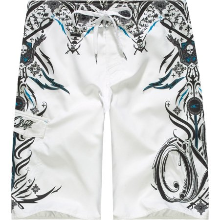 Oneill Board Shorts Mens Alliance Surf White