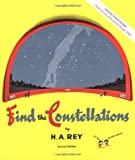 Find the Constellations (0395244188) by Rey, H. A.