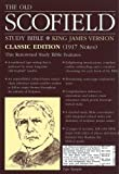 img - for The Old Scofield Study Bible, KJV, Classic Edition (Thumb-Indexed, Navy Bonded Leather) book / textbook / text book