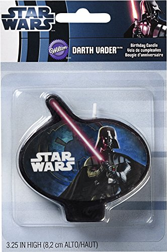 Wilton Star Wars Candle - 1
