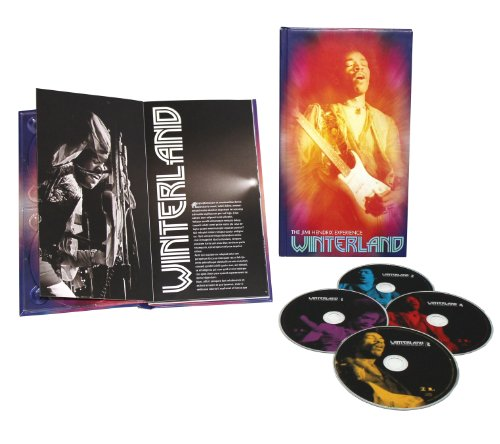 Jimi Hendrix - Winterland (5 CD Box Set) (Amazon.com Exclusive) - Zortam Music