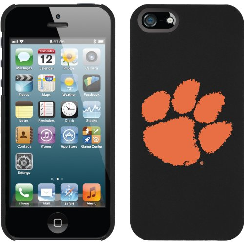 Best Price Clemson - Mascot design on iPhone 5 Thinshield Snap-On Case by Coveroo