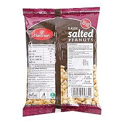 Haldiram Snacks - Salted Peanuts, 200g Pack