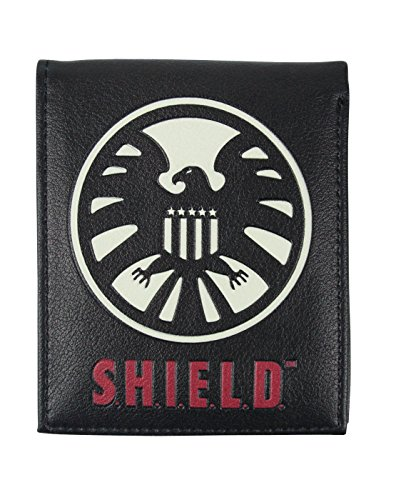 Official Marvel Agents Of Shield Billfold Wallet (Marvel Agents Of Shield Wallet compare prices)