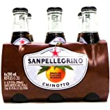 San Pellegrino Chinotto - 6 pack (6.75 oz bottles)