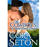 The Cowboy's E-Mail Order Bride (Cowboys of Chance Creek Book 1)