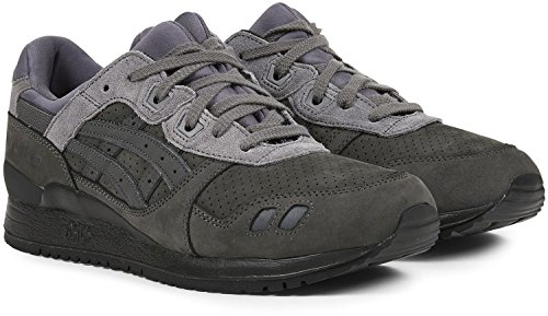 Asics - Gel Lyte III Platinum- Sneakers Uomo Dark Grey - US 10.5 - EUR 44.5 - CM 28.2
