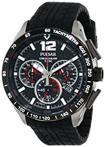 Pulsar 3-Hand Chronograph with Date Men's watch #PU2021[逆輸入]