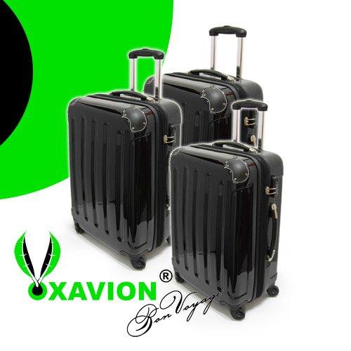 Trolleyset Reiseset 3teilig Koffer Kofferset