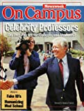 img - for Newsweek on Campus September 1987 Celebrity Professors (Newsweek) book / textbook / text book