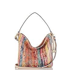 Small Harrison Hobo Bag<br>Multi-Coronado