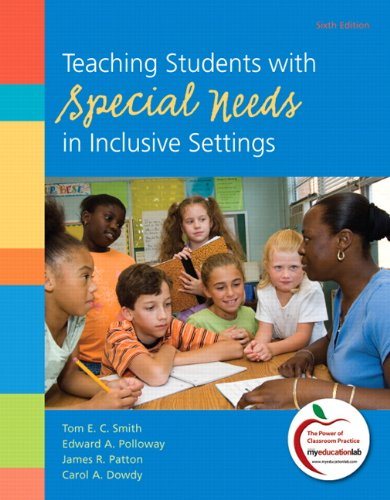 Teaching Students with Special Needs in Inclusive...