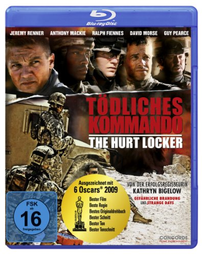Tödliches Kommando - The Hurt Locker [Blu-ray]