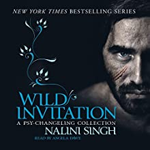 Wild Invitation: A Psy-Changeling Collection Audiobook by Nalini Singh Narrated by Angela Dawe