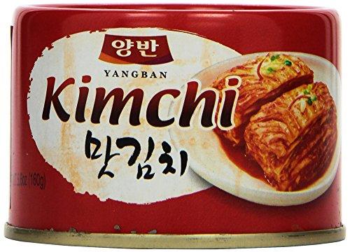 DONGWON-Kimchi-koreanisch-eingelegter-Kohl-6er-Pack-6x-160g