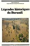 Légendes historiques du Burundi