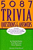 img - for 5087 Trivia Questions & Answers [5087 TRIVIA QUES & ANSW] book / textbook / text book