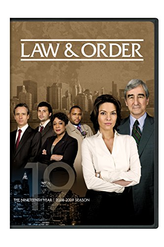 Law & Order: The Nineteenth Year (Boxed Set, Snap Case, 5PC)