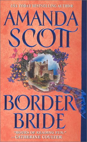 Border Bride, Amanda Scott