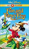 Fun and Fancy Free (Walt Disney Gold Classic Collection) [VHS]