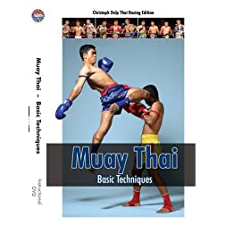 Muay Thai DVD - Basic Techniques