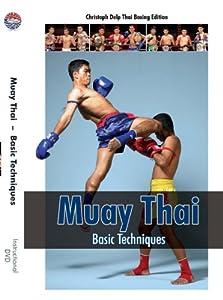 Muay Thai DVD - Basic Techniques