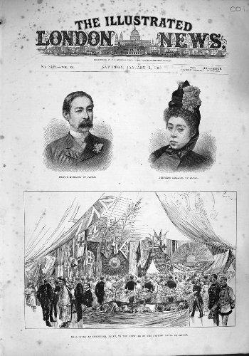 principe-britannico-1887-della-marina-di-yokohama-giappone-della-palla-komatsu