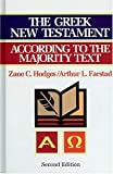 The Greek New Testament According to the Majority Text with Apparatus: Second Edition (English and Greek Edition)