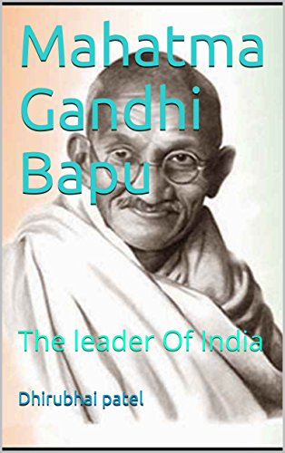 Mahatma Gandhi Bapu: The leader Of India image