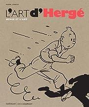 L'art d'Hergé: Hergé et l'art