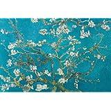 ポスター ゴッホ/花咲くアーモンドの枝 PAS-0014