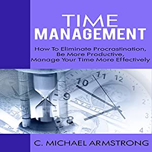 The Time Management Guide Audiobook