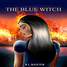The Blue Witch Audiobook by Ricky Baxter Narrated by Georgina Tate