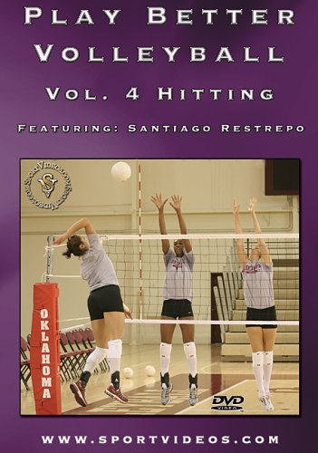 Play Better Volleyball: Hitting [DVD] [Import]