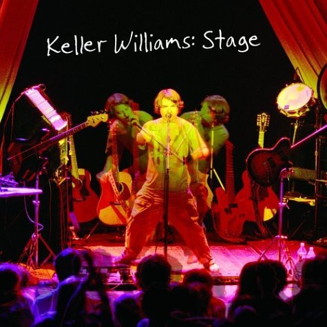Keller Williams - Stage (2PC)