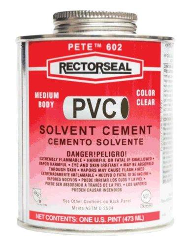 rectorseal-55926-pint-602l-medium-body-low-voc-pvc-solvent-cement-by-rectorseal